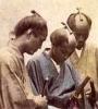 Прически самураев